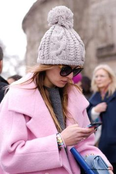 Be fab, not drab.: Pink