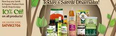 Flat 10% Off on Satvik and Organic Products at SatvikShop