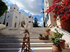 Kos stad: Griekenland.
