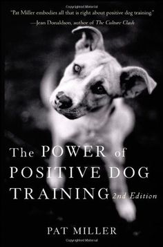 The Power of Positive Dog Training by Pat Miller, http://www.amazon.com/dp/0470241845/ref=cm_sw_r_pi_dp_PvLQqb1K2RPA6
