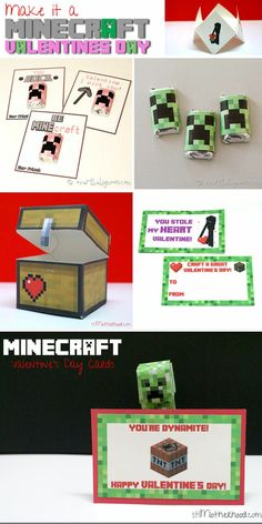 Minecraft for Valent