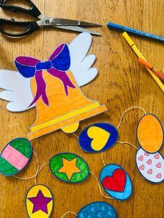 bricolage de Pâques avec Kréa kids