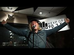 allen stone - contact high - live at kexp