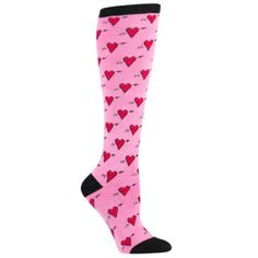 Image detail for -Proud Runner / Heart Knee Socks