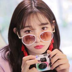 "CHAEYEON 정채연 di Instagram ""👀📷"" Kpop Girl Groups, Kpop Girls, Korean Beauty, Asian Beauty, Lee Haru, Jung Chaeyeon, Kim Sejeong, Ioi, Kpop Aesthetic"