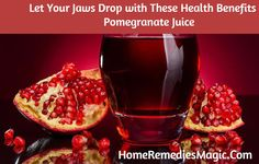 Pomegranate is something that we eat fairly regularly during the season. But drinking it is a lot more useful > Here we list the pomegranate juice benefits. Juicing For Health, Health And Nutrition, Health Facts, Detox Drinks, Healthy Drinks, Healthy Food, Pomegranate Juice Benefits, Juicing Recipes For Beginners, Vegetarian Benefits