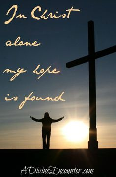 Insightful post for Christians, examining whether we truly depend on God alone. (Psalm 62) http://adivineencounter.com/eliminate-the-competition