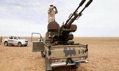 """خطة أميركية جديدة لملاحقة فلول """"داعش"""" في…: خطة أميركية جديدة لملاحقة فلول """"داعش"""" في ليبيا"""