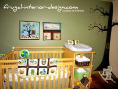 Baby Room Ideas Unisex the best colors for a unisex nursery Decorating A Unisex Nursery With Bears Stylish Nursery Room Ideas To Assist With Color Choices