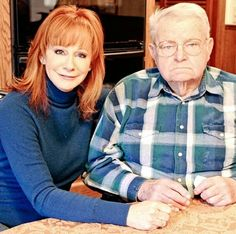 Reba and her Daddy