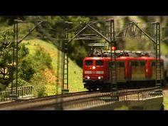 ▶ Miniatur Wunderland - updated *** ORIGINAL, SEE UPDATE video *** largest model railway / railroad of the world - YouTube
