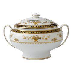 Wedgwood & Bentley - Dynasty Gold Soup Tureen