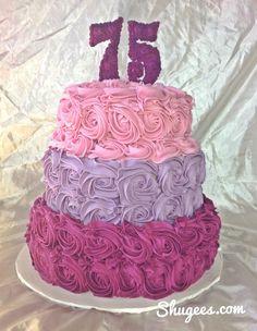 Purple Rosette's