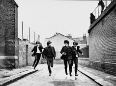 """A Hard Day's Night"" movie trailer"