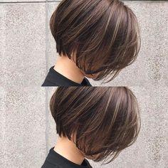 加納竜也 hair&make ボブ ショート ( Short Bob Haircuts, Hairstyles Haircuts, Cool Hairstyles, Asian Bob Haircut, Asian Short Hair, Short Hair Cuts, Androgynous Hair, Cabello Hair, Shot Hair Styles