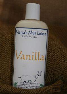 Hey, I found this really awesome Etsy listing at https://www.etsy.com/listing/173895207/vanilla-goats-milk-lotion