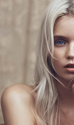 Abbey Lee Kershaw ♥ platinum blonde