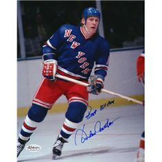 Get your favorite, Anders Hedberg Autographed 8x10 Photograph.