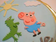 Torta+George+Pig+PDZ+-+Immagini+Torta+Peppa+Pig