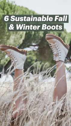 Lace Up Boots, Leather Boots, Ankle Boots, Winter Boots, Fall Winter, Recycled Fashion, Slow Fashion, Sustainable Fashion, Rain Boots
