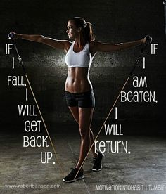 :) Started Insanity workout today.. OMG ...