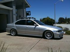 My daily driver '01 E39 530i with 215,000 miles as of March 3, 2012. Looking for an M5 as a weekend cruiser.