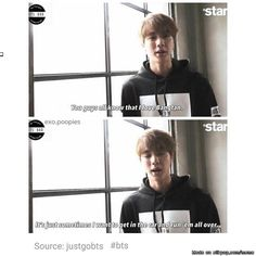 I feel the same with me and my siblings... XD #Jin #EvilMom