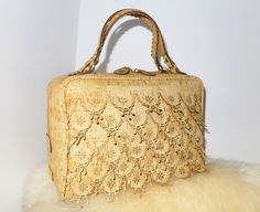 This wonderful cork bag, handbag is made from cork. Perfectly finished, High Quality, durable and waterproof. This bag can be a great gift.      Features:    - Made from Cork-Eco-friendly material    - Soft and durable    - One color      External size    28 x 20 x 13cm      How to clean cork?    - Cork is stain and water resistant.    - Cork is very easy to maintain as new, just need to clean with a dump soft cloth.      *Colours may differ slightly from the original due to the…