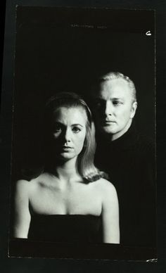 Portrait of Shirley Jones and then husband, the late Jack Cassidy