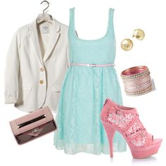 OMG I'm in love!! --- Pastel Summer Party, created by tiedyemylife on Polyvore