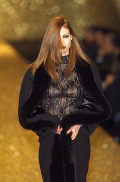 Gai Mattiolo at Milan Fashion Week Fall 2001 - StyleBistro