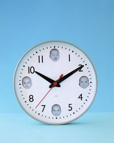 "See the ""Baby Face Clock"" in our Photo Projects gallery"