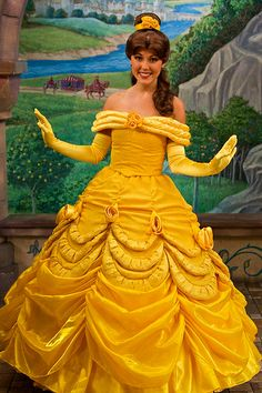 Belle at Disney Character Central