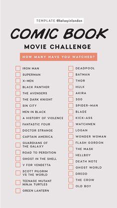 Storytelling – FILM / TV – Kelsey Heinrichs - Movies list for you Movie To Watch List, Movie List, Movie Tv, Series Movies, Movies And Tv Shows, Movie Marathon, Book Challenge, Netflix Movies, Comic Movies