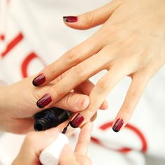 Check Out the Best Manicures and Nail Art From the Fashion Week Runways - Rebecca Minkoff from #InStyle