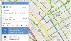 Microsoft lanza la Preview del nuevo Bing Maps, totalmente rediseñado y con varias novedades interesantes