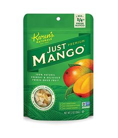 Karens Naturals Just Tomatoes Just Mango 2 Ounce Pouch Pack of 4 Packaging May Vary ** Check out this great product.-It is an affiliate link to Amazon. #CampKitchenEquipment
