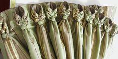 tulip pleats
