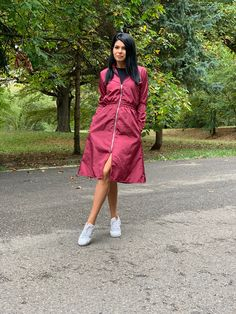 Rain Jacket, Windbreaker, Jackets, Fashion, Down Jackets, Moda, Fashion Styles, Fashion Illustrations, Anorak Jacket