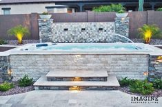 Gallery of Projects - Hot Tubs, Swim Spas & Arizona Backyard.- Gallery of Projects – Hot Tubs, Swim Spas & Arizona Backyards Gallery of Projects – Hot Tubs, Swim Spas & Arizona Backyards - Hot Tub Backyard, Small Backyard Pools, Swimming Pools Backyard, Lap Pools, Indoor Pools, Small Pools, Swimming Spa, Pool Decks, Pool Landscaping
