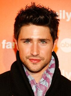 I'm so pleased that Matt Dallas from Kyle XY has come out and is planning to get married.