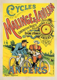 Customizing Your Bicycle Rims Bicycle Rims, Bicycle Art, Vintage Ads, Vintage Posters, Art Vintage, 24 X 36 Posters, Bicycle Brands, Cycling Art, Vintage Bicycles