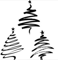 Christmas tree vector image is in eps file extension from mariannasm . it can be edited using any vector editors. Christmas tree vector image is in eps file extension from mariannasm . it can be edited using any vector editors. Christmas Windows, Noel Christmas, Winter Christmas, All Things Christmas, Christmas Crafts, Christmas Decorations, Christmas Ornaments, Vector Christmas, Modern Christmas