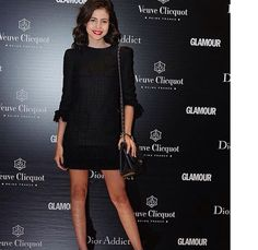 """julianeborges wearing Mangano dress """"Sayda"""" >> available on our Shop online."""