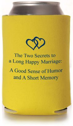 funny wedding can coolers funny wedding koozies