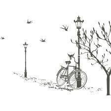 Resultado de imagen para vinilo bicicleta