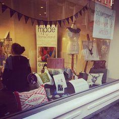 madefromscotland.com Pop Up Boutique, Rose Street, Edinburgh
