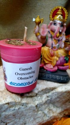 Ganesh: Overcoming Obstacles