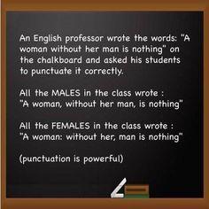 Grammar.