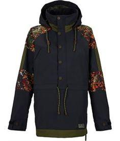 Burton Cinder Anorak Snowboard Jacket
